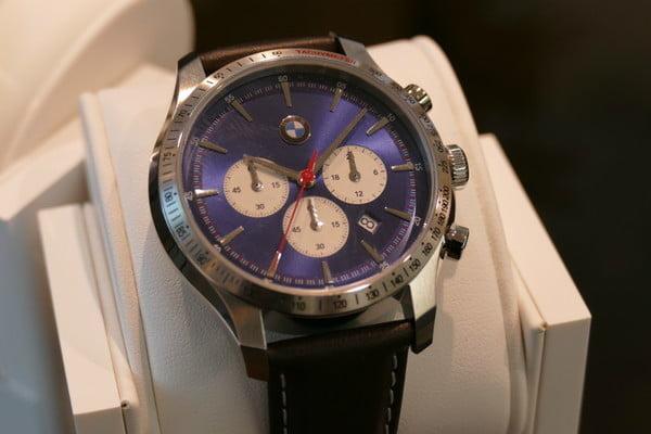 Los relojes inteligentes de Fossil: BMW