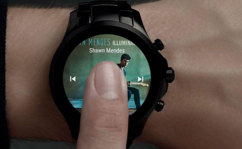 El sistema operativo de tu smartwatch