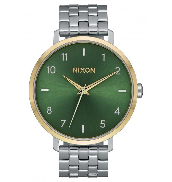 NIXON Arrow Silver.