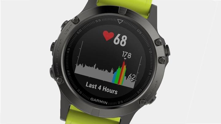 Medir la frecuencia cardiaca con tu rastreador de ejercicio Garmin