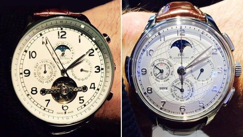 Descubre si tu reloj es falso