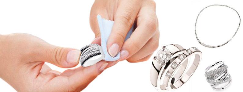 Limpia tus joyas en plata desde tu casa y sin dañarla