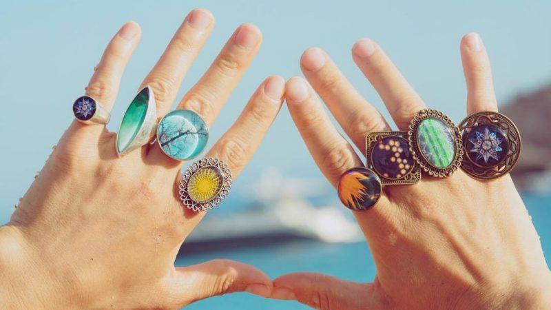 ¿Qué anillos debes lucir este verano?