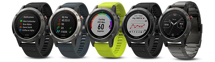 ¿Conoces las nuevas características de seguridad y rastreo de una selección de relojes Garmin?