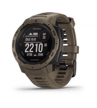 GARMIN 010-02064-71 Instinct tactical marrón