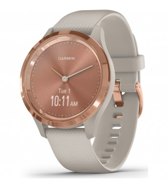 GARMIN 010-02238-02 vívomove 3s Rose Gold - Tundra