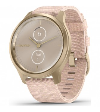 GARMIN 010-02240-02 vívomove 3 StyleLight Gold - Rosa claro