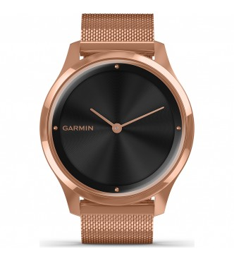 GARMIN 010-02241-04 vívomove 3 Luxe Milanesa rose gold  EXCLUSIVO