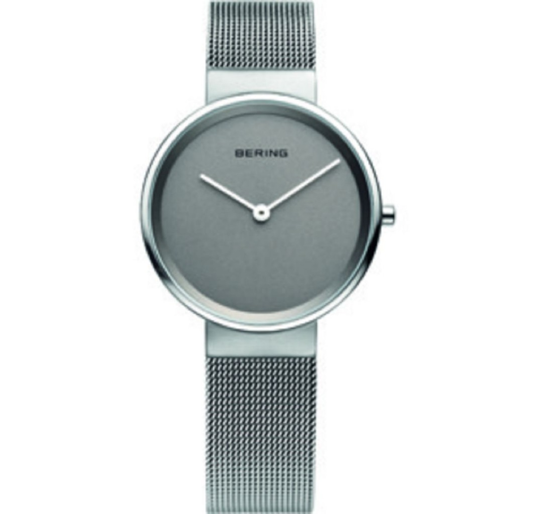 106d2aed30eb BERING WATCH RELOJ 14531-077 CLASSIC ACE 31MM ESF GRIS BRAZ MUJER