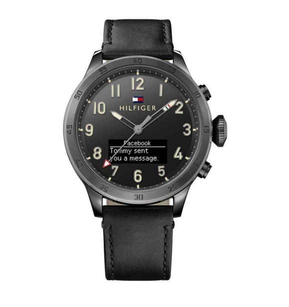 TM RELOJ TH24/7 SMART 46MM ESF&COR NEGR