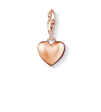 Thomas Sabo Charm pendant heart 925 Sterling silver,