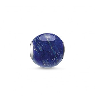 Thomas Sabo Bead blue 925 Sterling silver/ lapis lazuli blue
