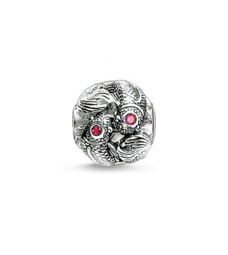 Thomas Sabo Bead koi 925 Sterling silver,