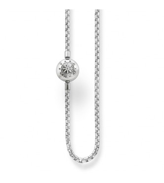 Thomas Sabo necklace, appr. 50 cm 925 Sterling silver plain