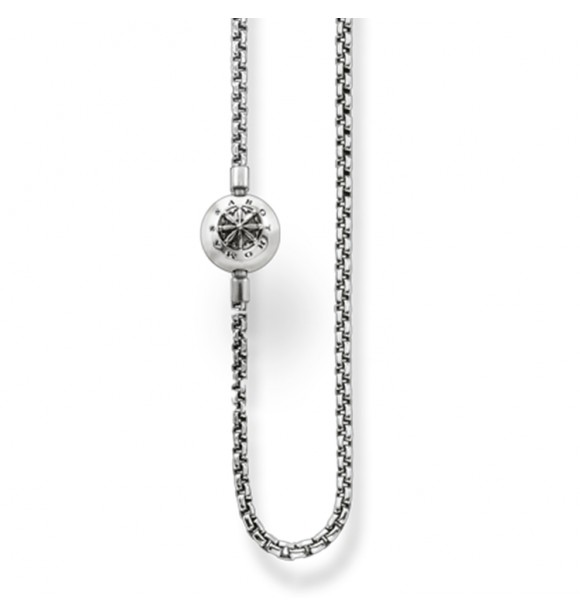 Thomas Sabo necklace, appr. 50 cm 925 Sterling silver plain