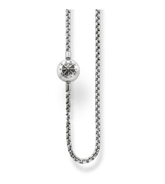 Thomas Sabo necklace, appr. 70 cm 925 Sterling silver plain