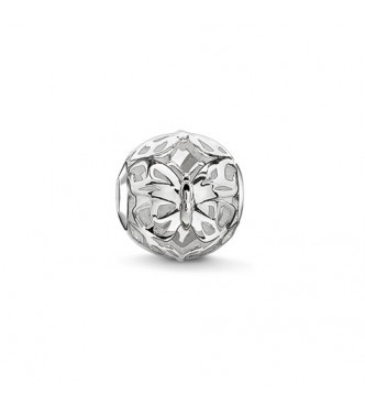 Thomas Sabo Bead butterfly 925 Sterling silver plain