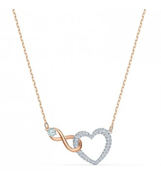 SWA INFINITY:COLLAR H&I CRY/CZWH/MIX 5518865 NECKLACE