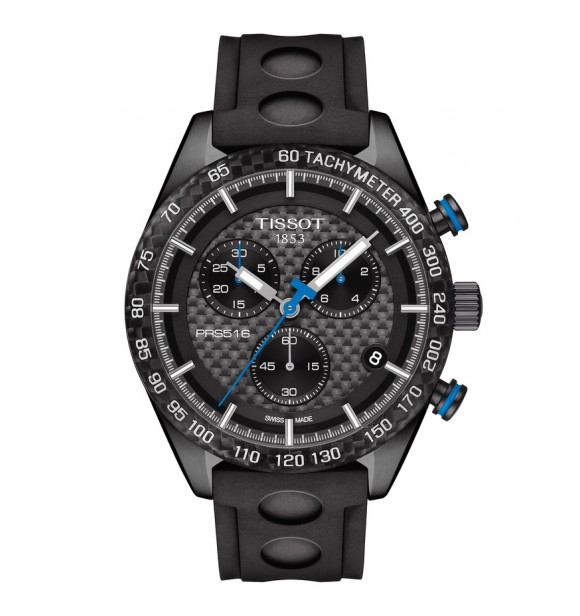TISSOT Sport PRS 516/GR/CHRQ/BLACK PVD/S.BLACK/CARBON