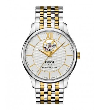 TISSOT Classic TRADITION/GR/A/BICO/SILVER DIAL