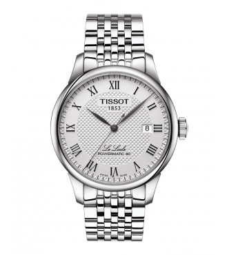 TISSOT Classic LE LOCLE/GR/A/STEEL/SILVER DIAL