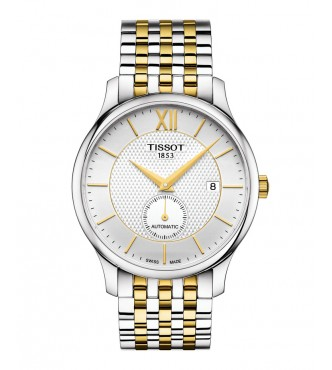 TISSOT Classic TRADITION PS/GR/A/BICO/SILVER DIAL