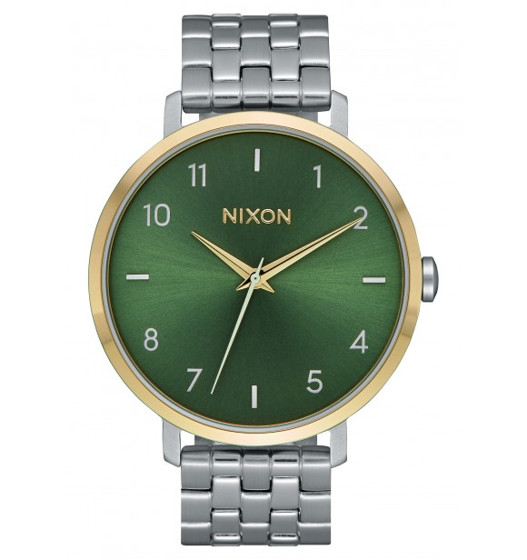 NIXON Arrow Silver / Gold / Agave A10902877