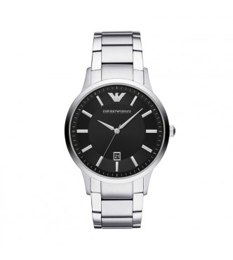 ARMANI WATCHES AR11181 SILVER HOMBRE