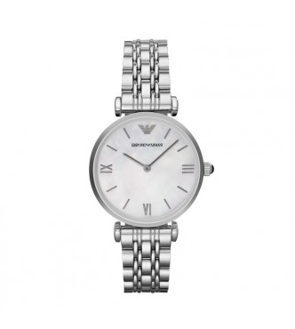EMPORIO ARMANI AR1682 GIANNI T-BAR CLASSIC WATCH MUJER