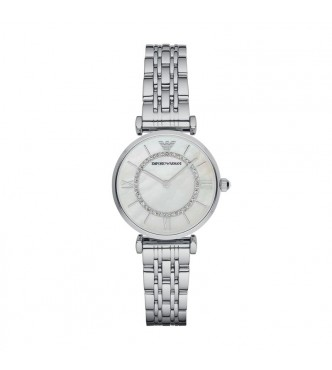 EMPORIO ARMANI AR1908 GIANNI T-BAR RETRO WATCH MUJER