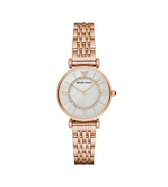EMPORIO ARMANI AR1909 GIANNI T-BAR RETRO WATCH MUJER