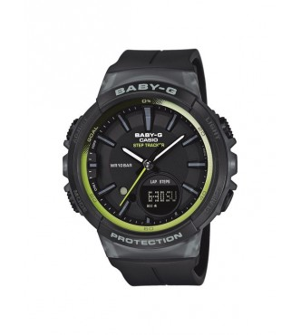 Casio BGS-100-1AER Step Tracker  function BABY-G