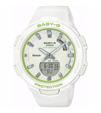 CASIO BSA-B100SC-7AER G-SQUAD Spring Color additional BABY-G
