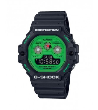CASIO Hot Rock Sounds G-SHOCK DW-5900RS-1ER