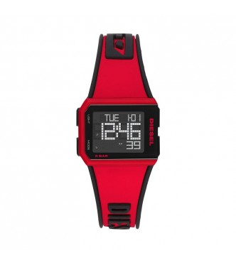 DIESEL WATCHES DZ1923 UNISEX RED