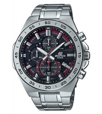 CASIO New Face with Flat Bezel EDIFICE EFR-564D-1AVUEF
