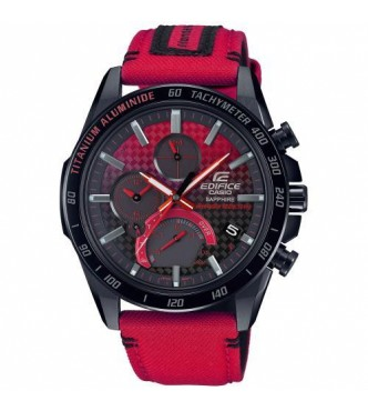 CASIO EDIFICE Honda Racing tie-up EQB-1000HRS-1AER