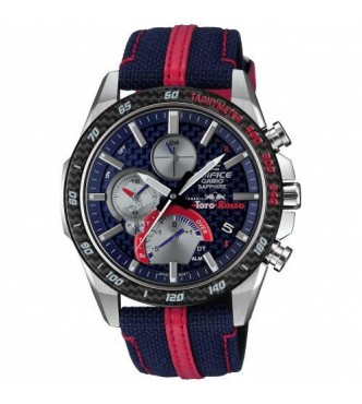 CASIO EDIFICE Toro Rosso tie-up EQB-1000TR-2AER