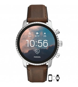 FOSSIL WEARABLES FTW4015 Gen 4 Smartwatch - Q Explorist HR RELOJ HOMBRE