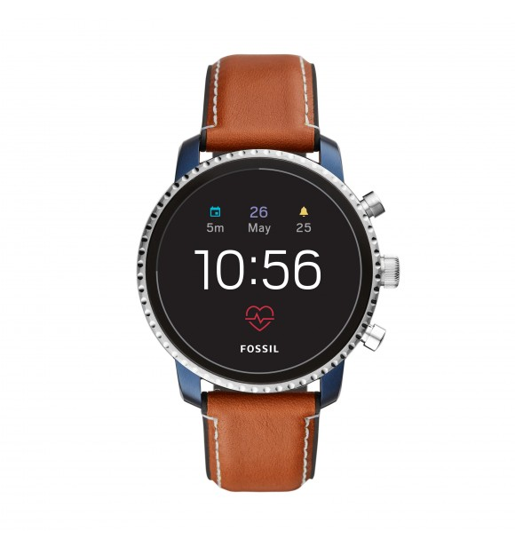FOSSIL WEARABLES FTW4016 Gen 4 Smartwatch - Q Explorist HR RELOJ HOMBRE
