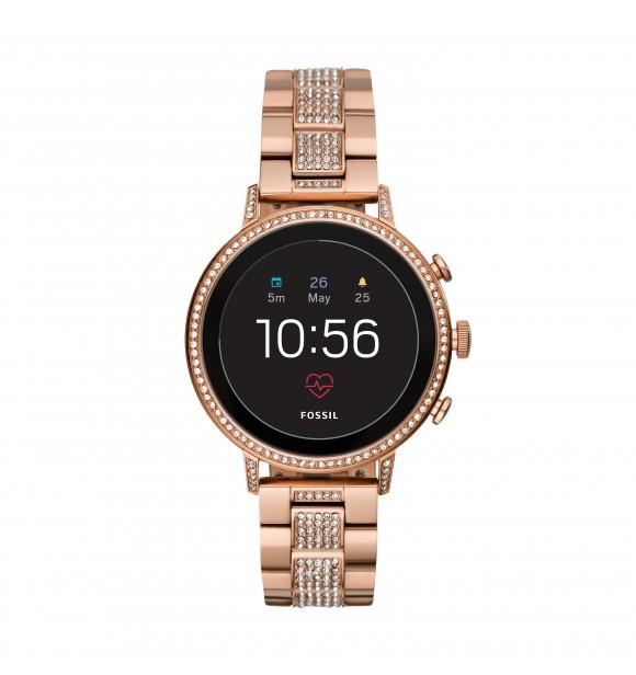 FOSSIL WEARABLES FTW6011 Gen 4 Smartwatch - Q Venture HR RELOJ MUJER