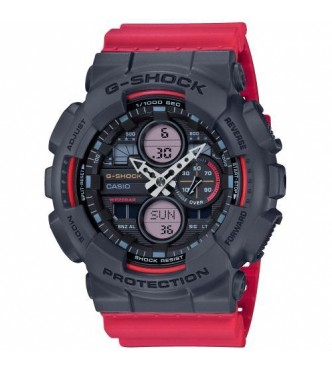 CASIO G-SHOCK New G-SHOCK Basic GA-140 GA-140-4AER