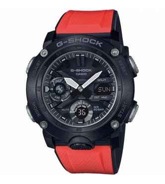 CASIO G-CARBON Basic with Changeable Band G-SHOCK GA-2000E-4ER