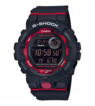 CASIO G-SQUAD Digital BLE Step tracker G-SHOCK GBD-800-1ER