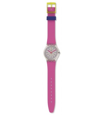 SWATCH FLUO PINKY 1803 The Swatch Vibe GE256 Gent Standard