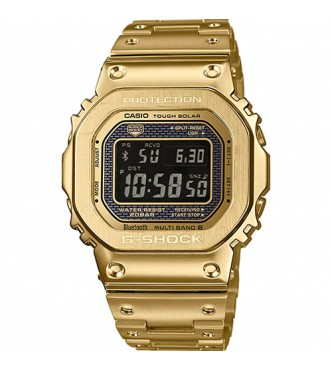 CASIO GMW-B5000D Color additional Gold IP G-SHOCK GMW-B5000GD-9ER