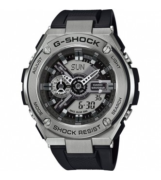 CASIO GST-410-1AER G-SHOCK STYLE SERIES G-STEEL GA110 FACE