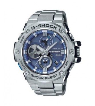 CASIO GST-B100D-2AER Metallic Blue Accent G-SHOCK SUPERIOR SERIES