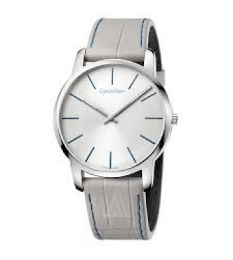 CITY PO GT SST GREY LEA GREY DIAL