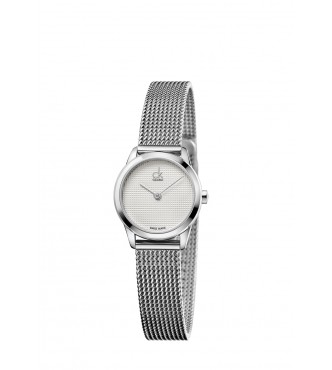 MINIMAL PO LY SST PO MESH SILVER DIAL